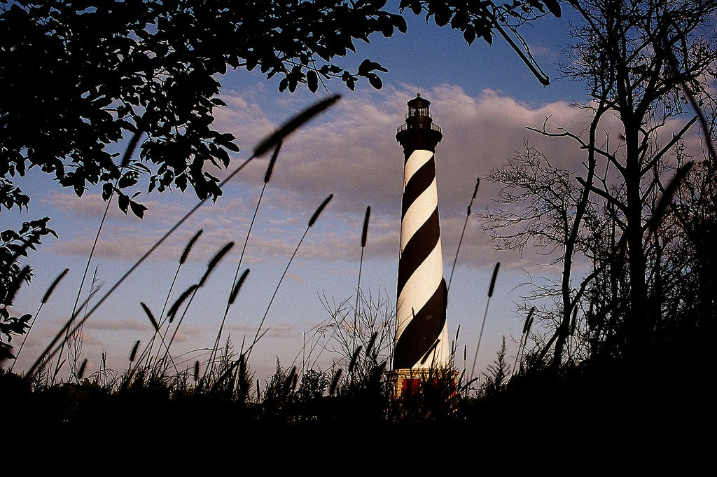 Cape Hatteras National Seashore North Carolina