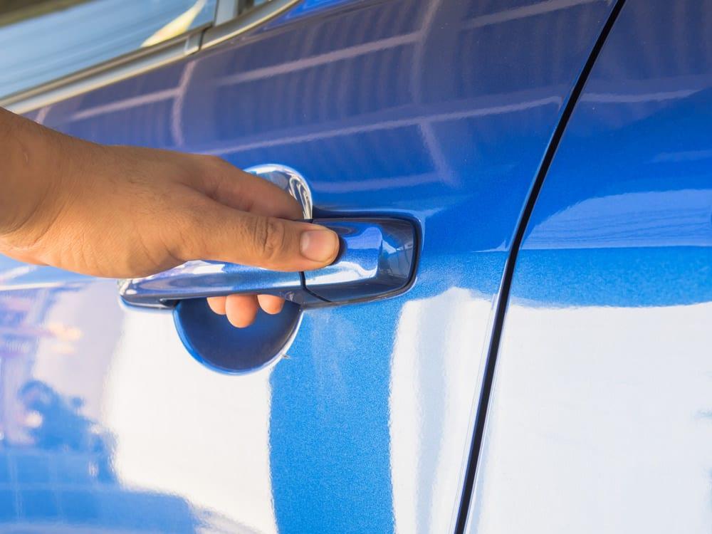 How Touch-Activated Car Door Locks Work | YourMechanic Advice