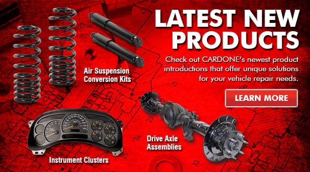 Cardone Parts