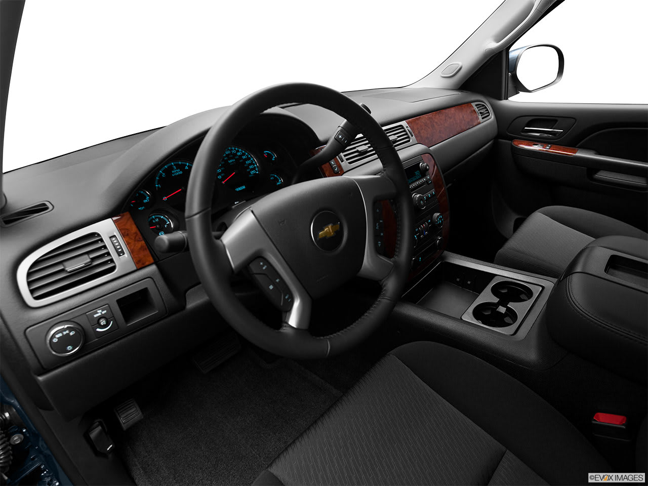 Chevrolet Avalanche 2012 Interior