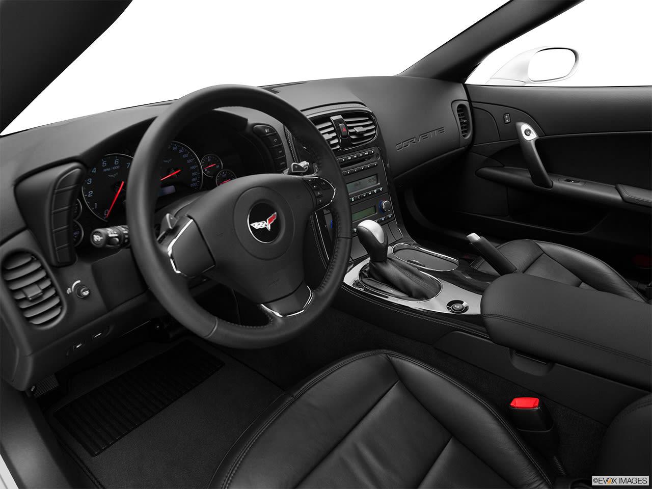 Chevrolet Corvette 2012 interior