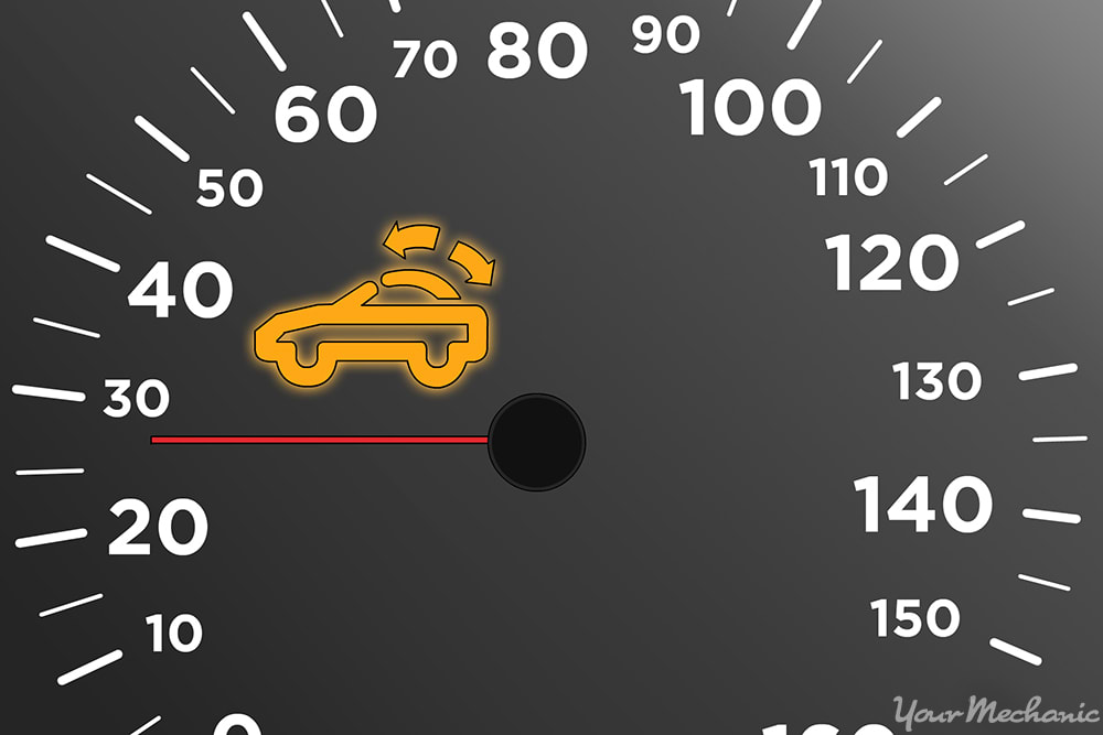 What Does the Convertible Roof Warning Light Mean