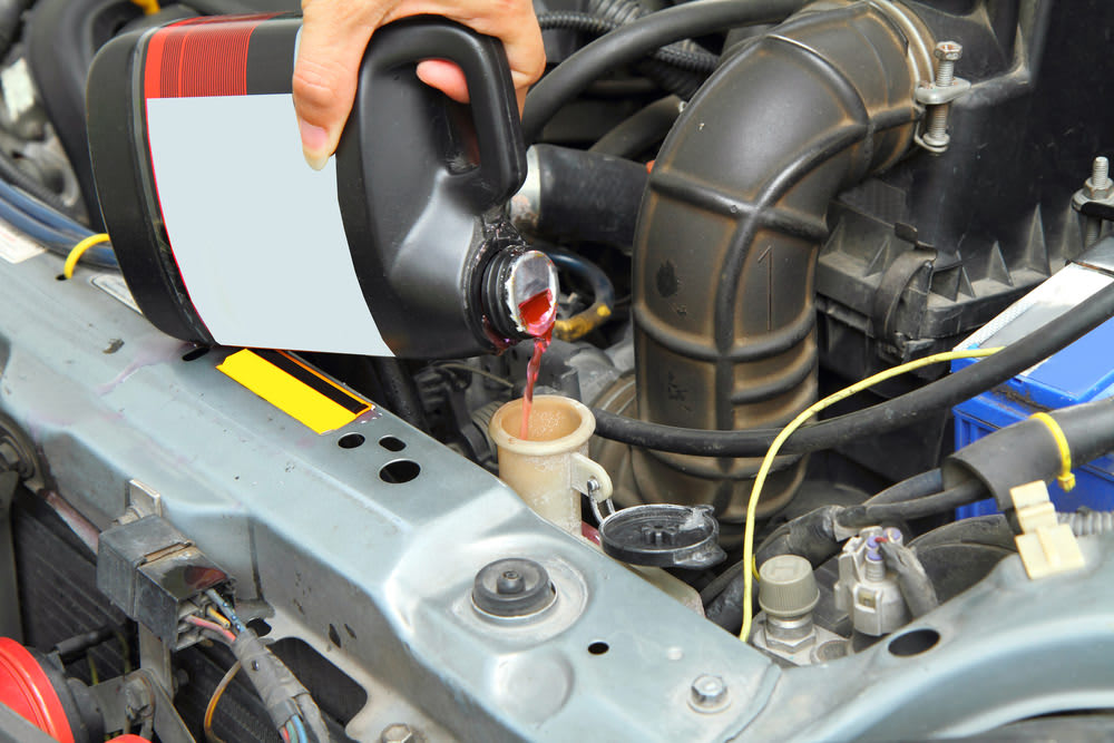 How Often Do I Need to Top Off My Coolant? | YourMechanic Advice