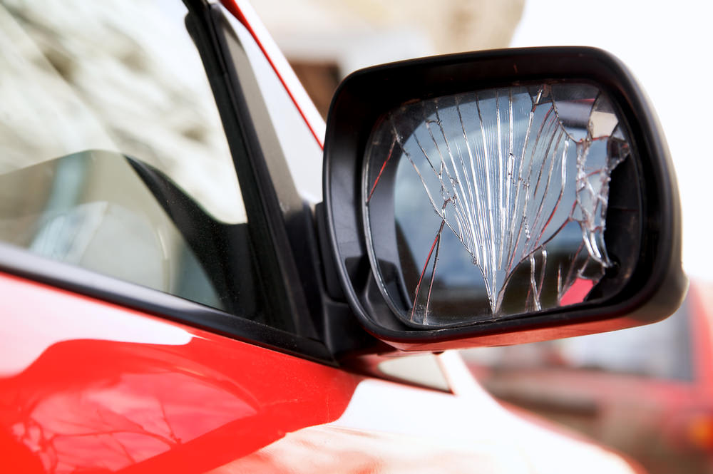 Car Mirror Replacement >> Can I Drive With Damaged Or Missing Mirrors Yourmechanic