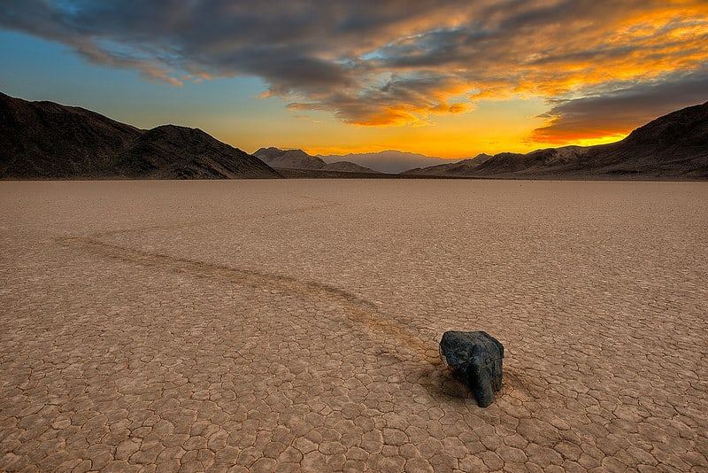 Death Valley Scenic Byway Southern California