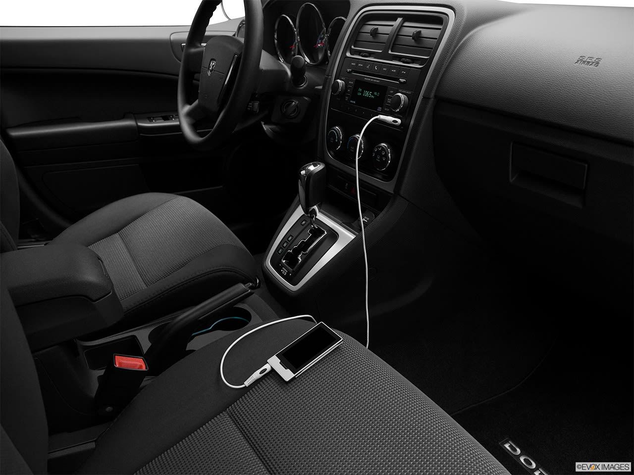 Dodge Dakota 2011 interior