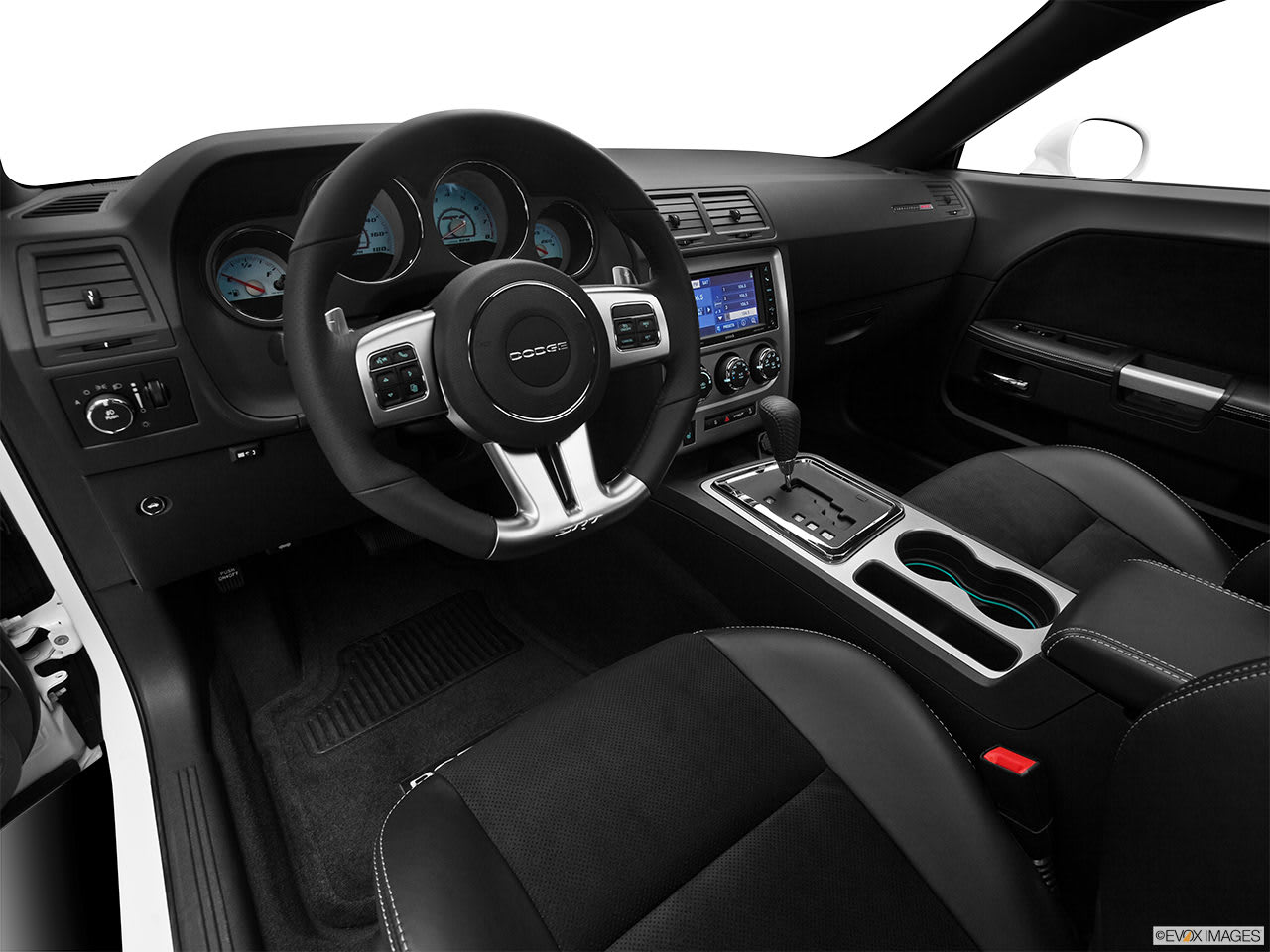 Dodge Challenger 2012 Interior