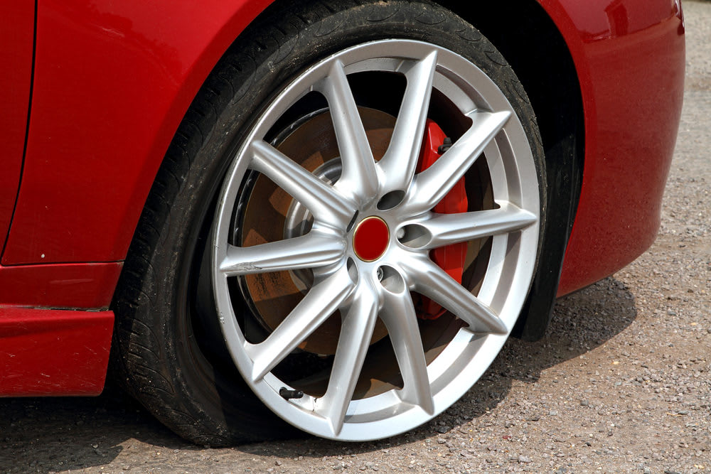 How Far Can You Drive On a Flat Tire? | YourMechanic Advice