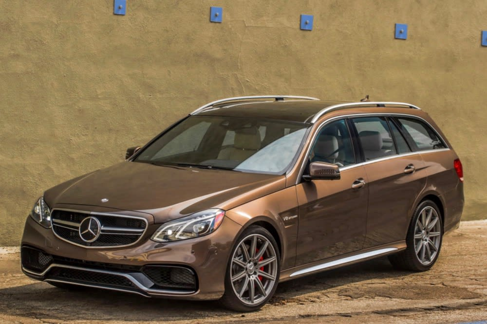 Mercedes-AMG E63S Wagon