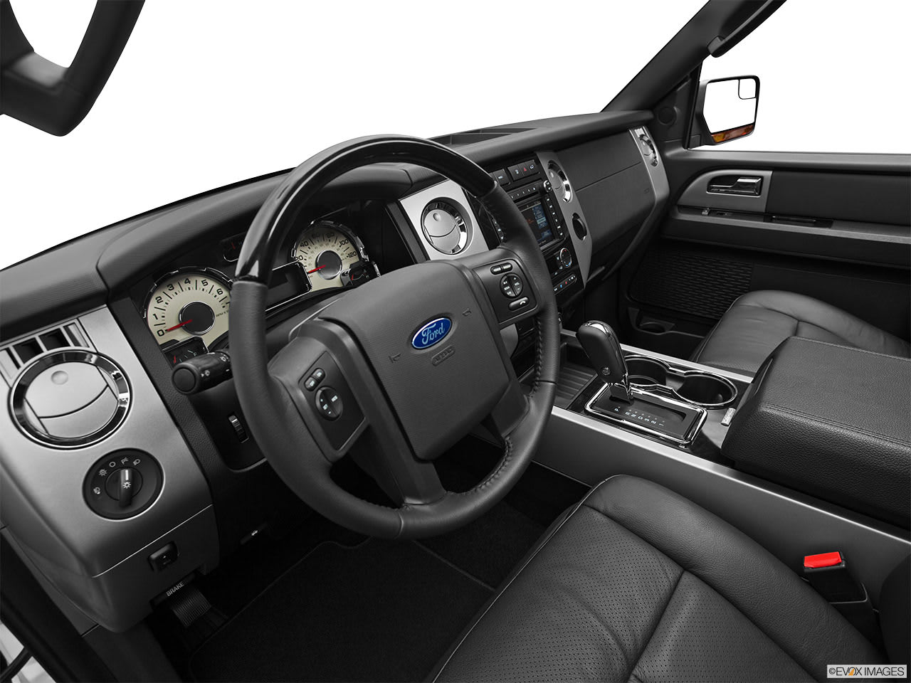 Ford Expedition 2012 Interior