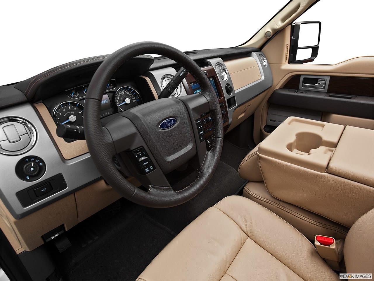 Ford F-150 2012 Interior