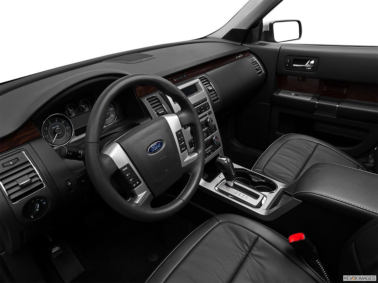 Ford Flex 2012 Interior