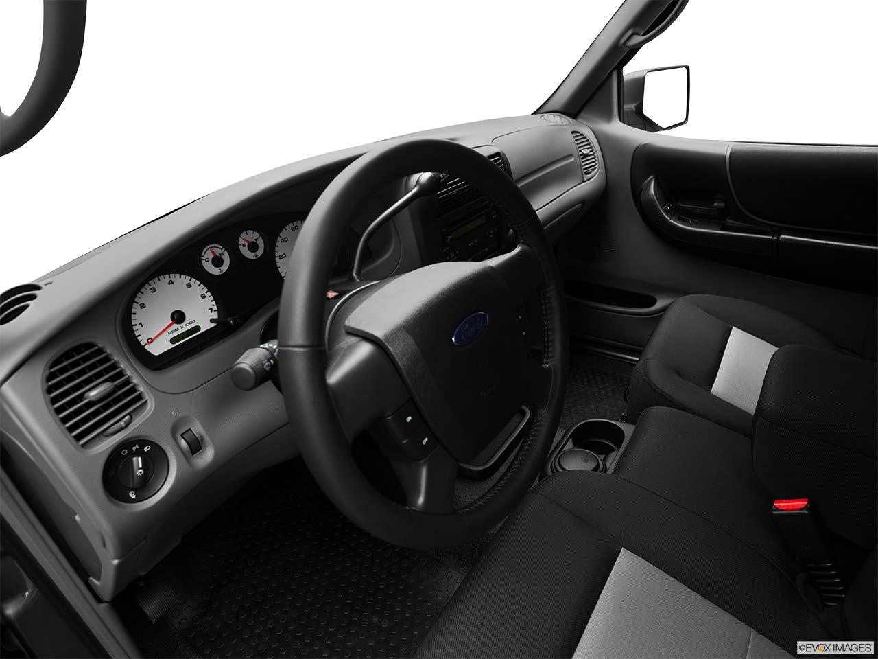 Ford Ranger 2011 Interior