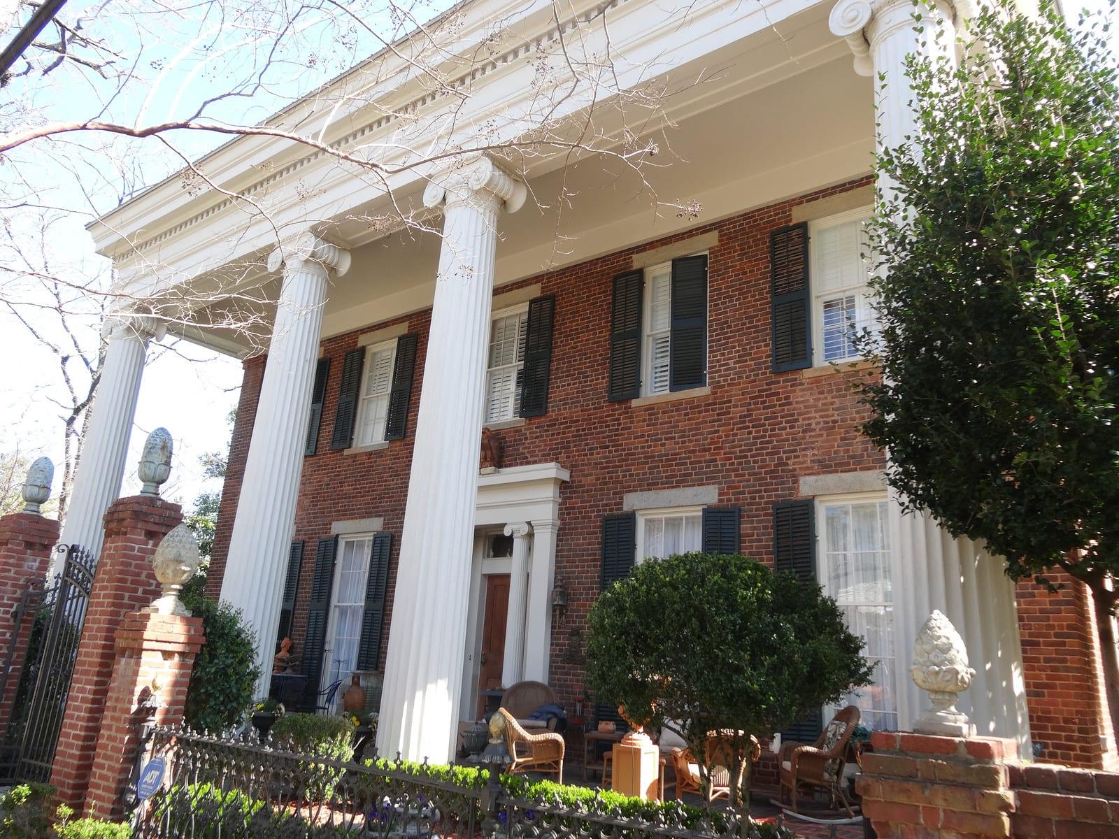 Historic Piedmont Scenic Byway Georgia