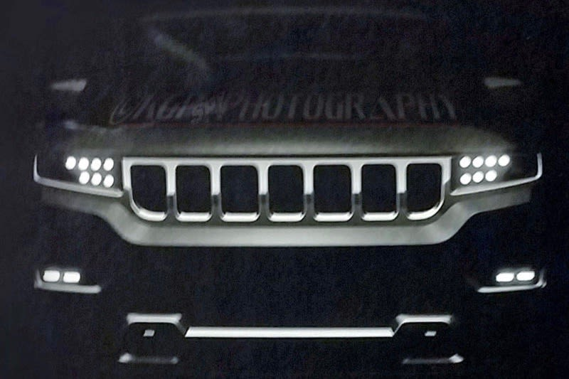 Jeep Grand Wagoneer Preview