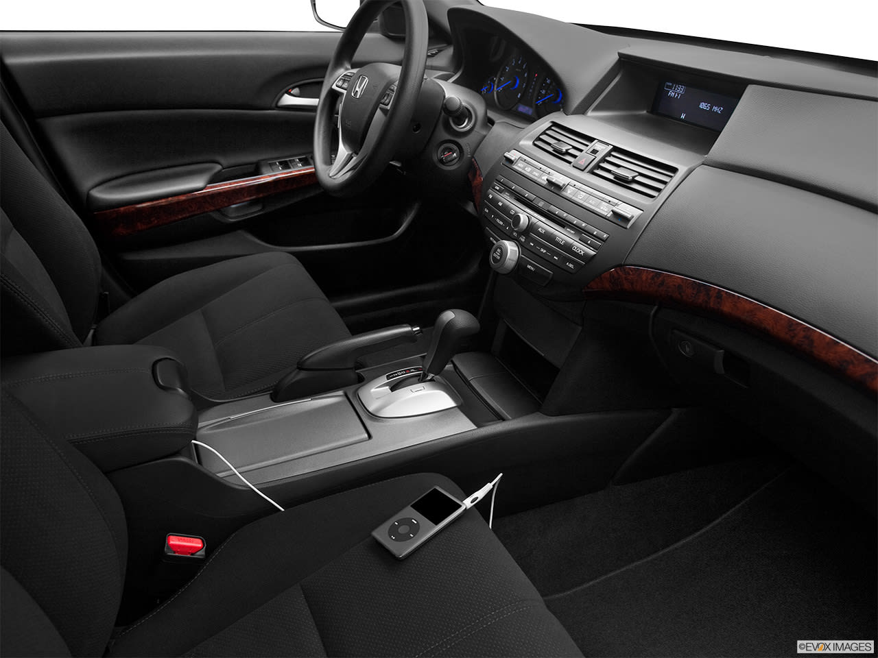 Honda Crosstour 2012 interior