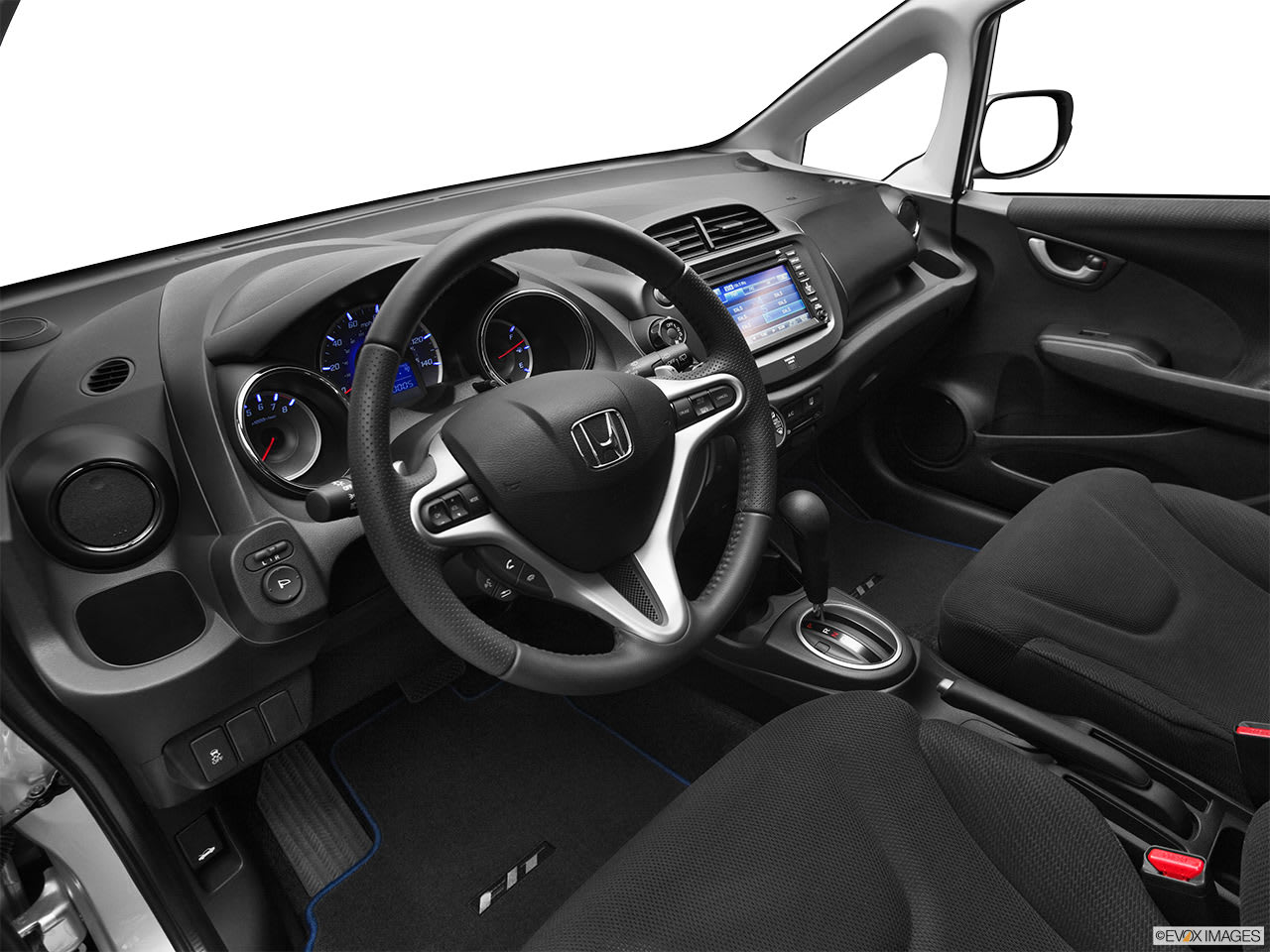 Honda Fit EV 2012 Interior