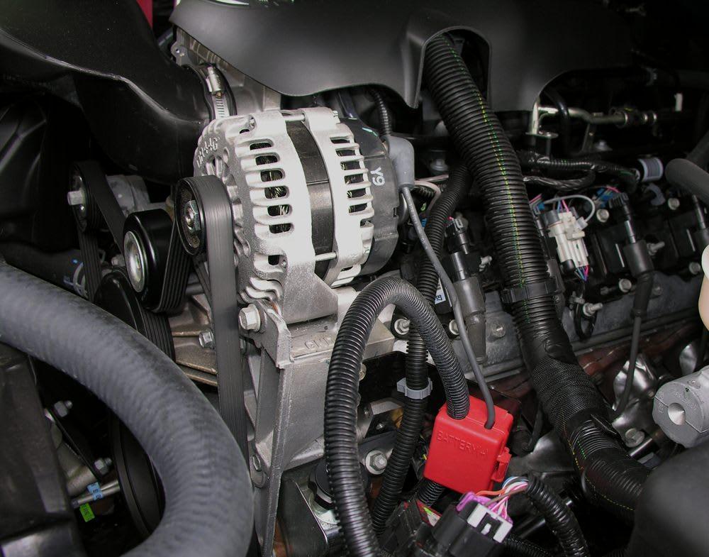 How Do Hoses Near the Engine Avoid Melting from the Heat