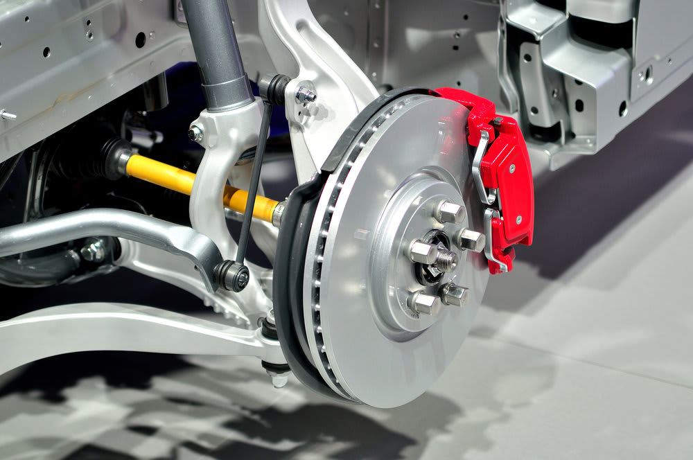 What Are Rotors On A Car >> How Disc Brakes Work Yourmechanic Advice