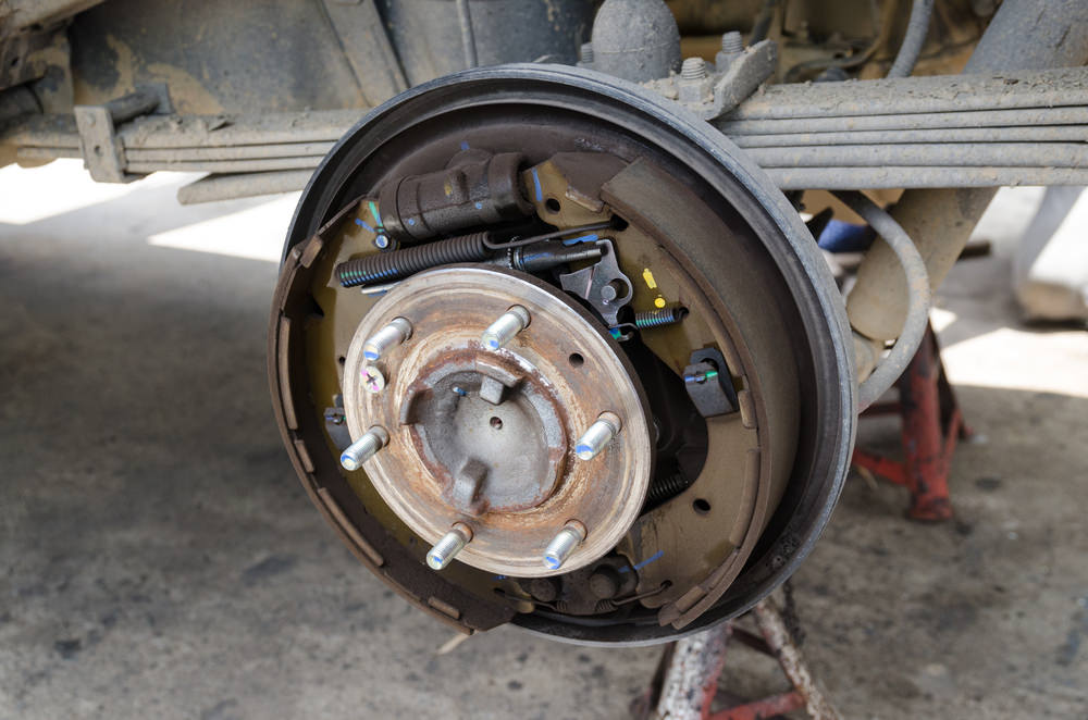 How Drum Brakes Work | YourMechanic Advice