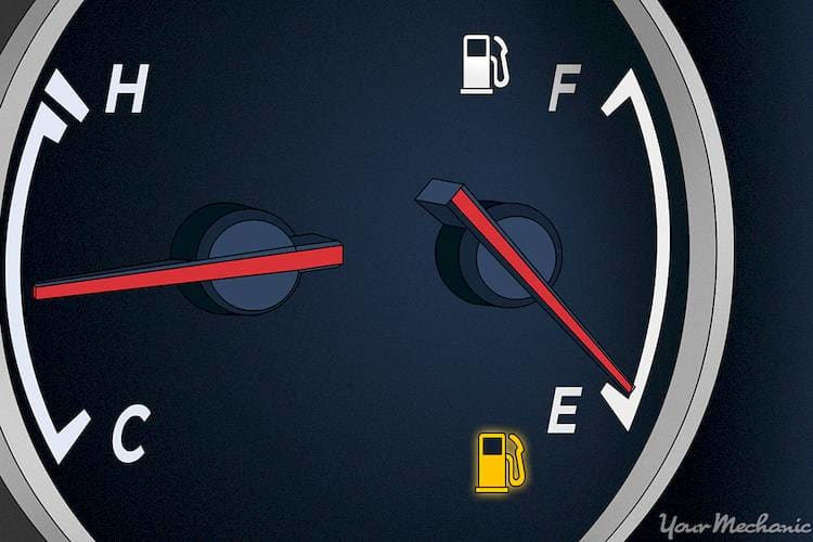 How Far Can You Drive Your Vehicle on Empty? | YourMechanic