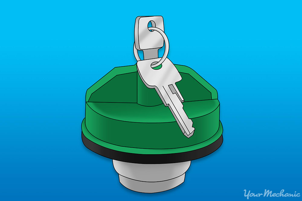 How To Install a Locking Gas Cap | YourMechanic Advice