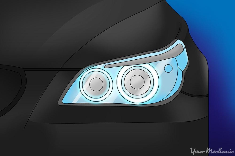 How to Add Headlight Covers   YourMechanic Advice