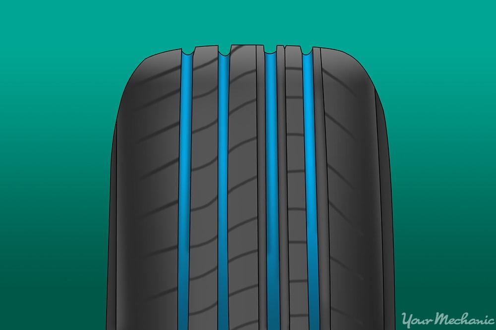 top half of seasonal tires