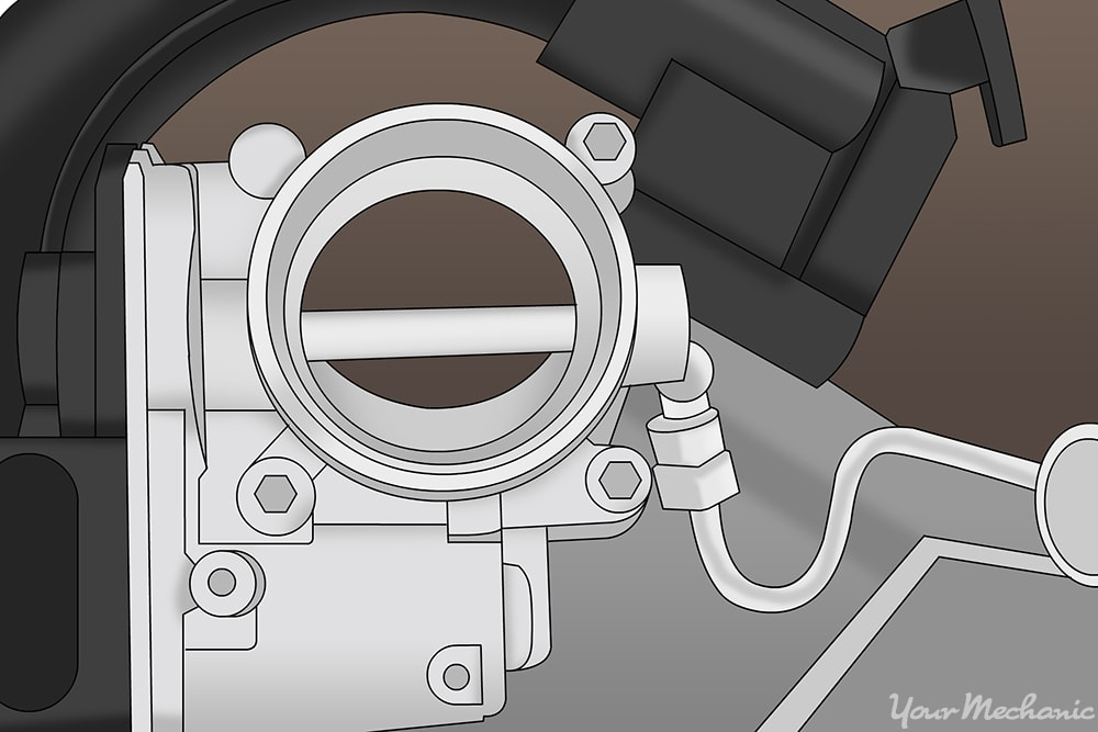 How to Clean a Throttle Body | YourMechanic Advice