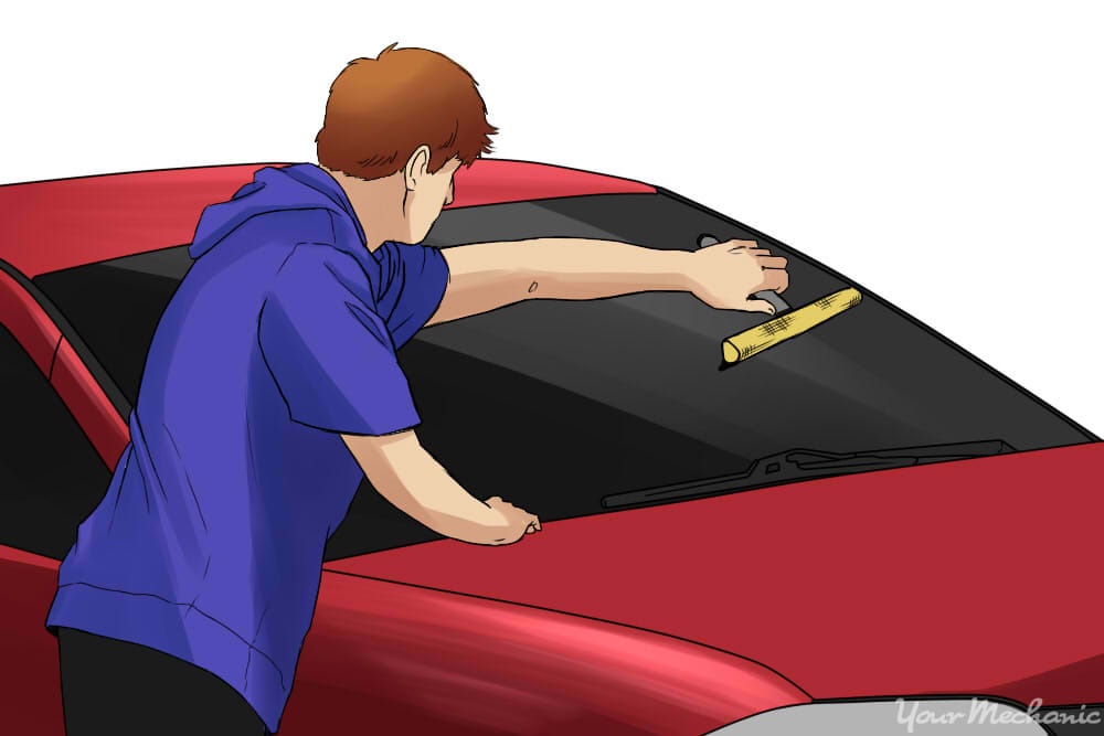 How to Fix Squeaky Windshield Wiper Blades | YourMechanic Advice