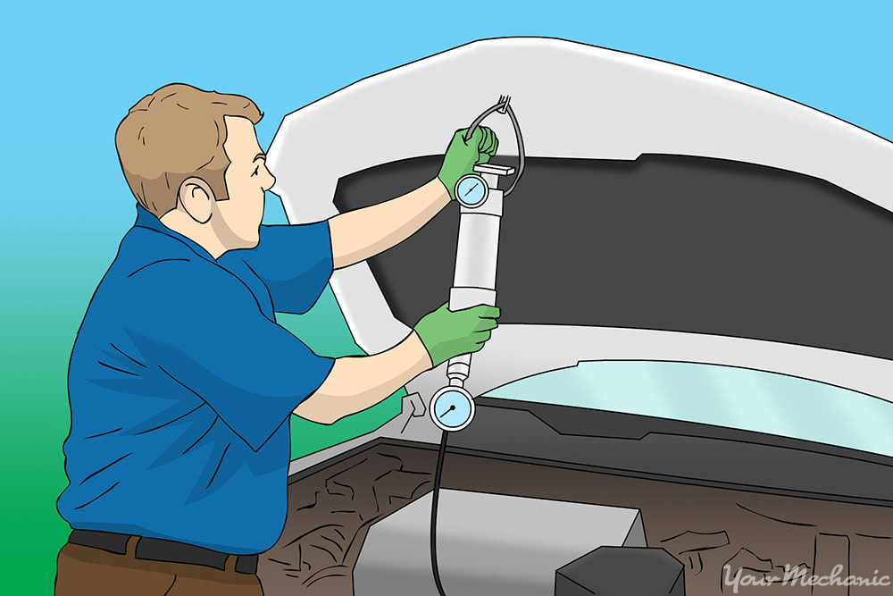 How to Flush a Fuel Injector | YourMechanic Advice