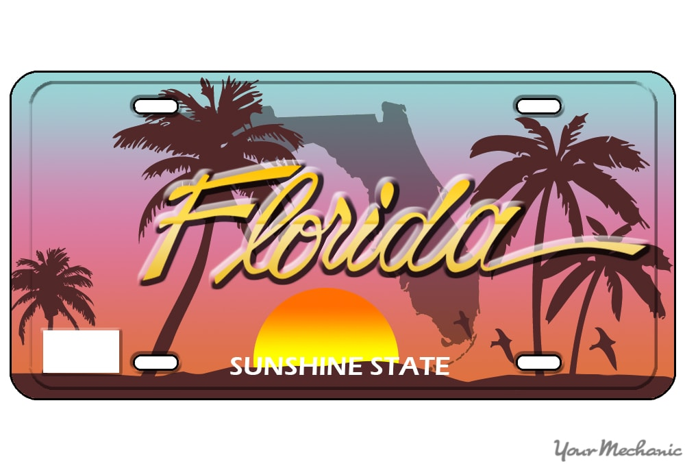 Florida Personalized License Plates >> How To Buy A Personalized License Plate In Florida