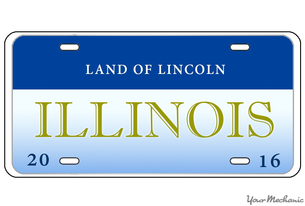How to Buy a Personalized License Plate in Illinois