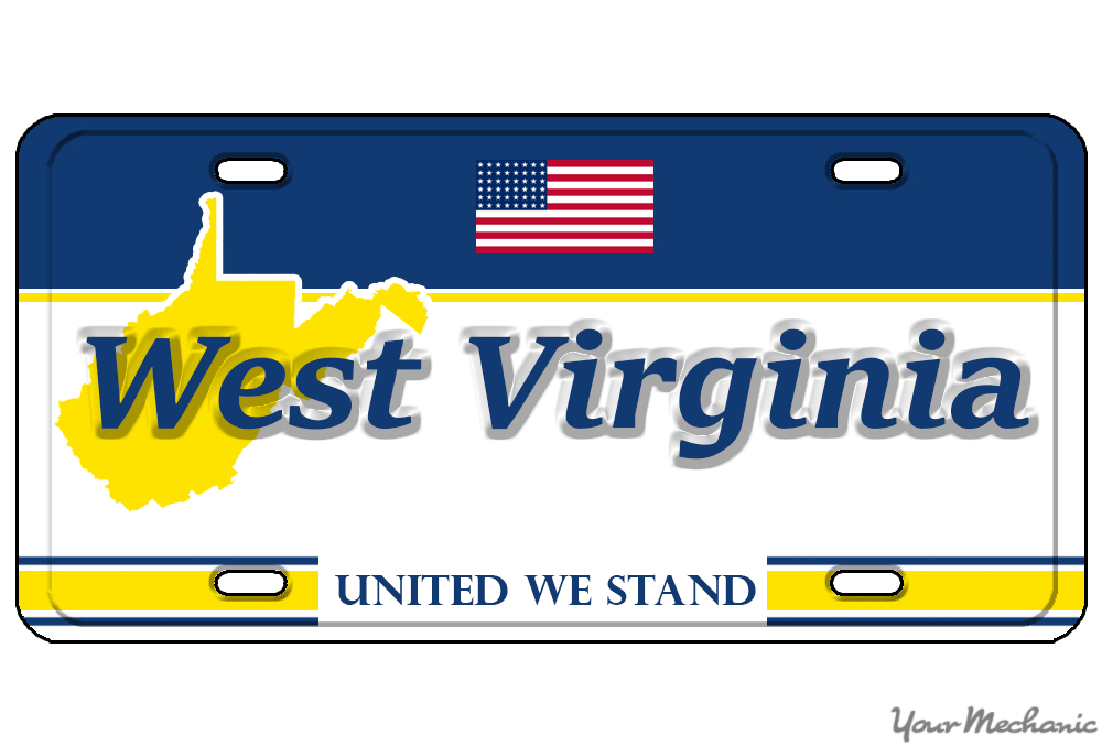 How to Buy a Personalized License Plate in West Virginia