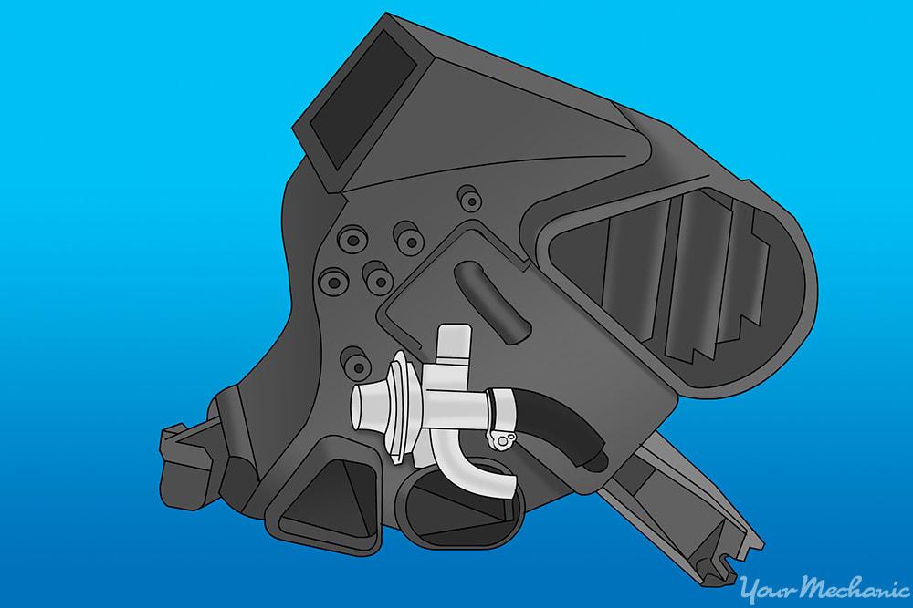 heater plenum with valve