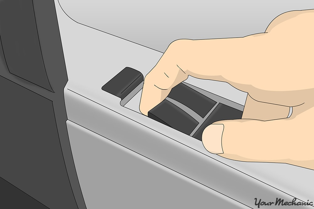 Sensational How To Replace A Power Window Switch Yourmechanic Advice Creativecarmelina Interior Chair Design Creativecarmelinacom