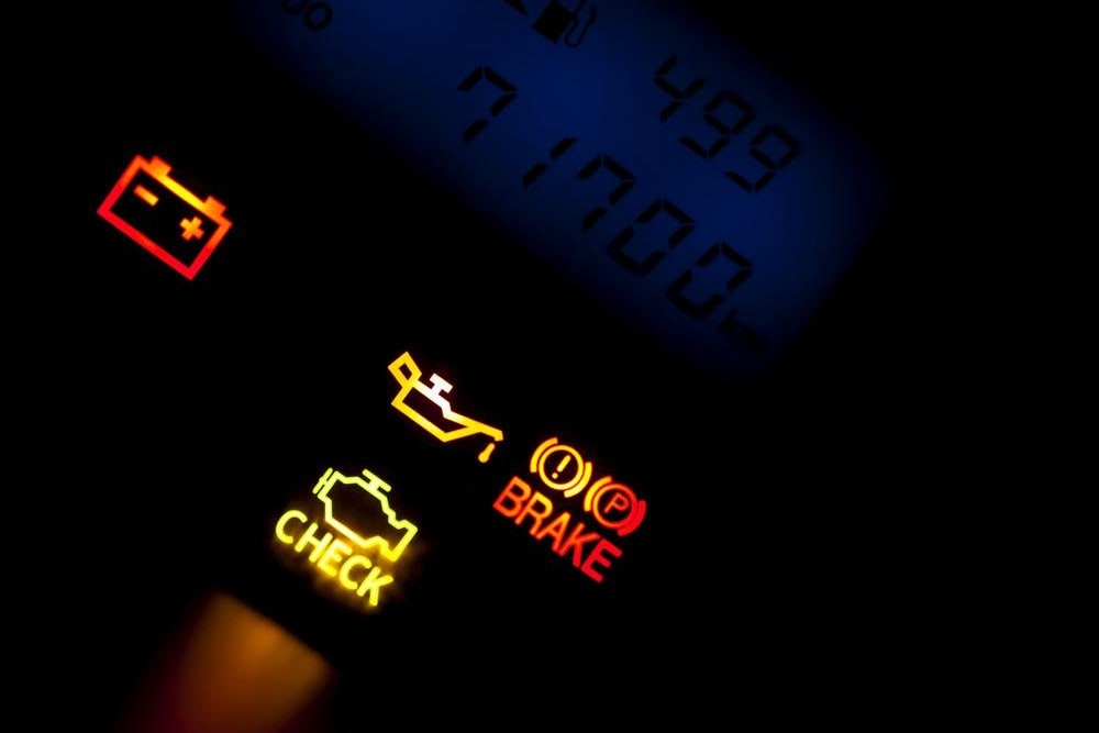 Is It Safe To Drive With Brake Warning Light On Yourmechanic Advice
