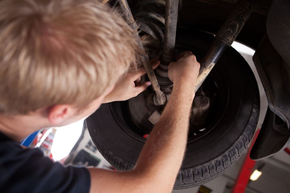 Is It Safe to Drive With a Damaged CV Joint? | YourMechanic