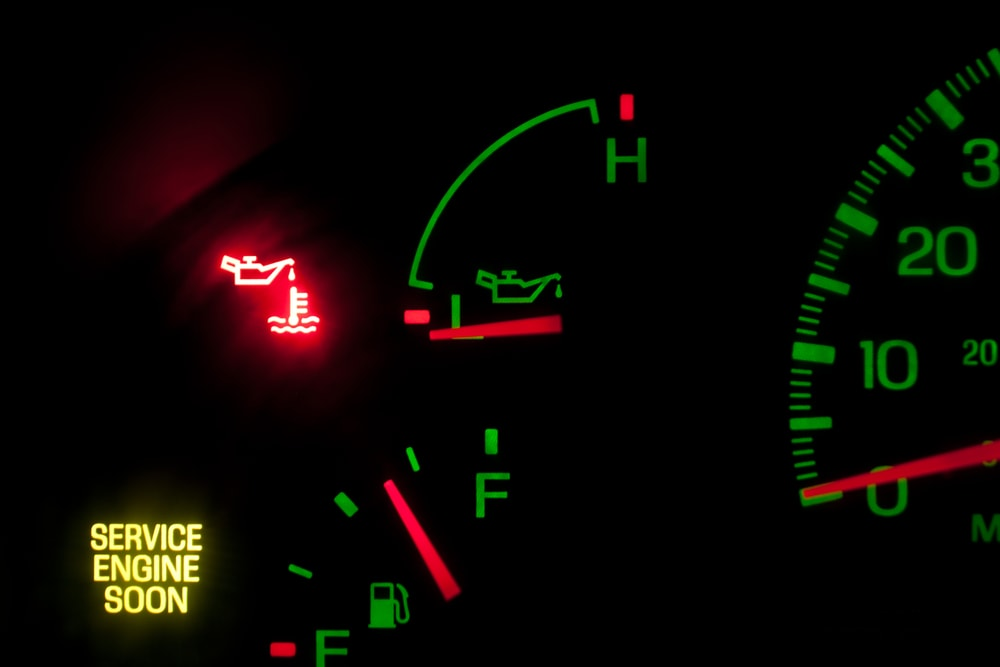 Is It Safe To Drive With The Oil Light On Yourmechanic