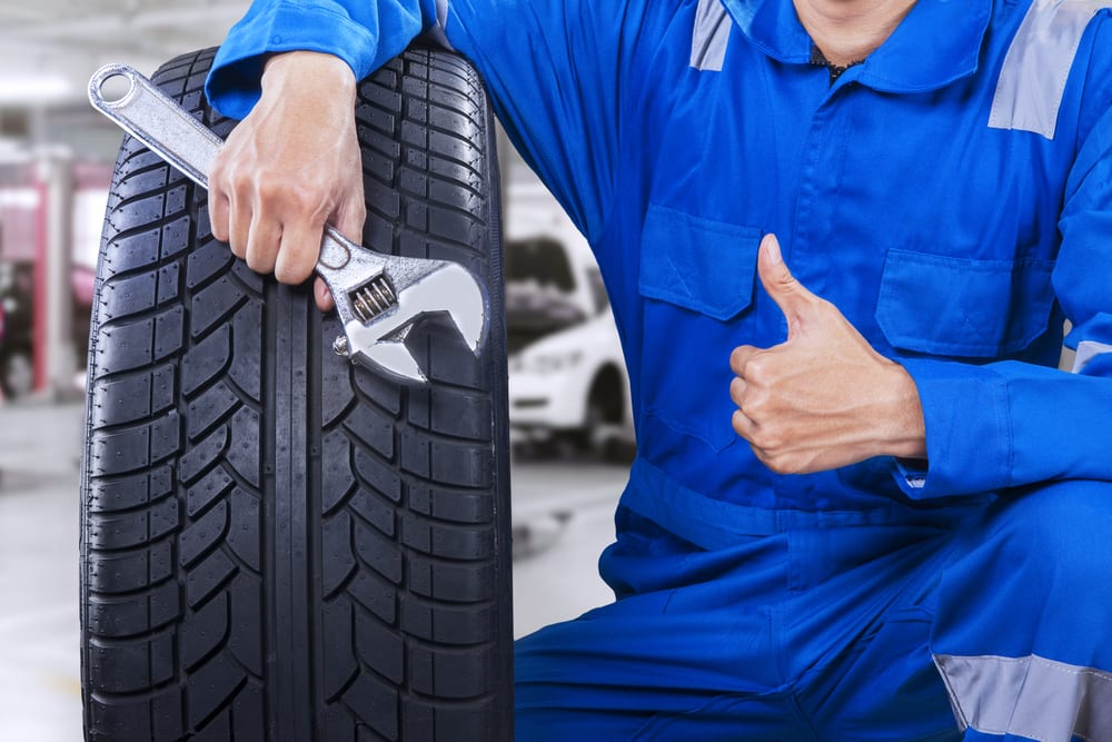 Is it Safe to Drive With a Plugged Tire? | YourMechanic Advice