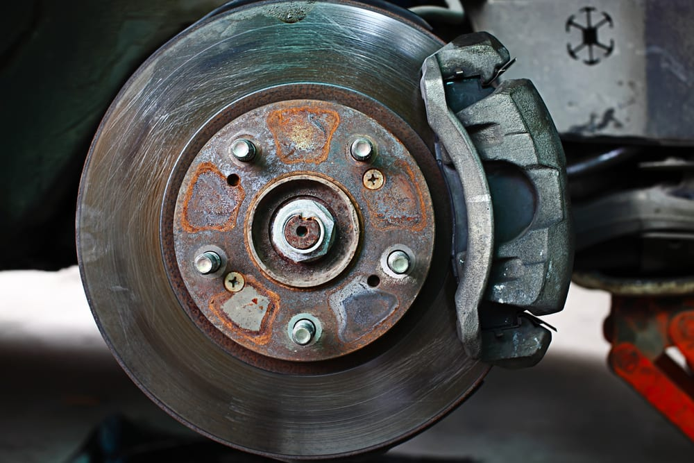 Is it Safe to Drive With Warped Rotors? | YourMechanic Advice