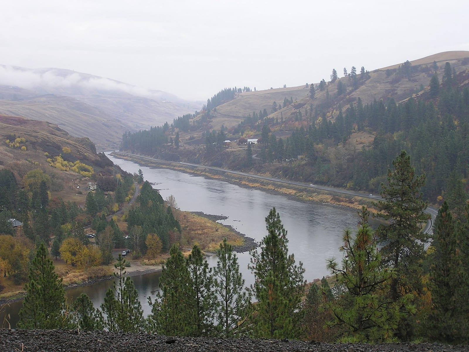Northwest Passage Scenic Byway Idaho