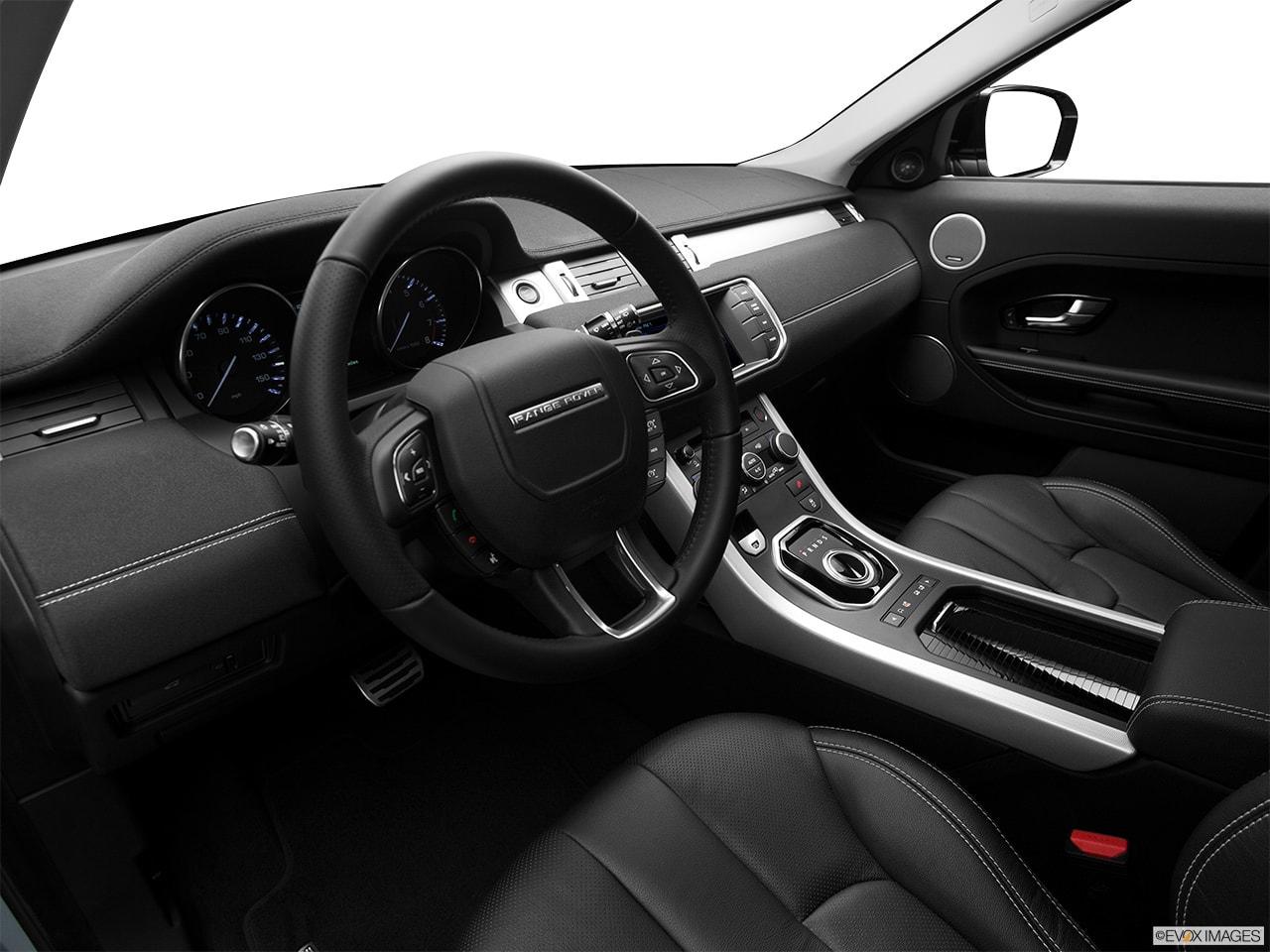 Land Rover Range Rover Evoque 2012 Interior