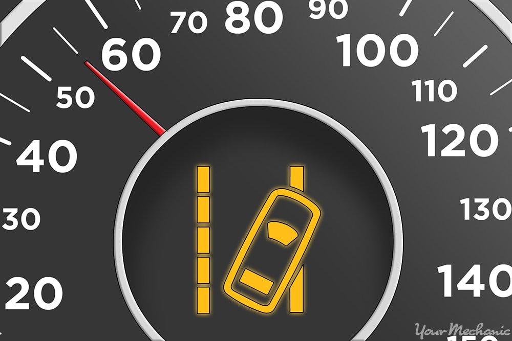 What Is Lane Departure Warning >> What Does The Lane Departure Warning Light Mean