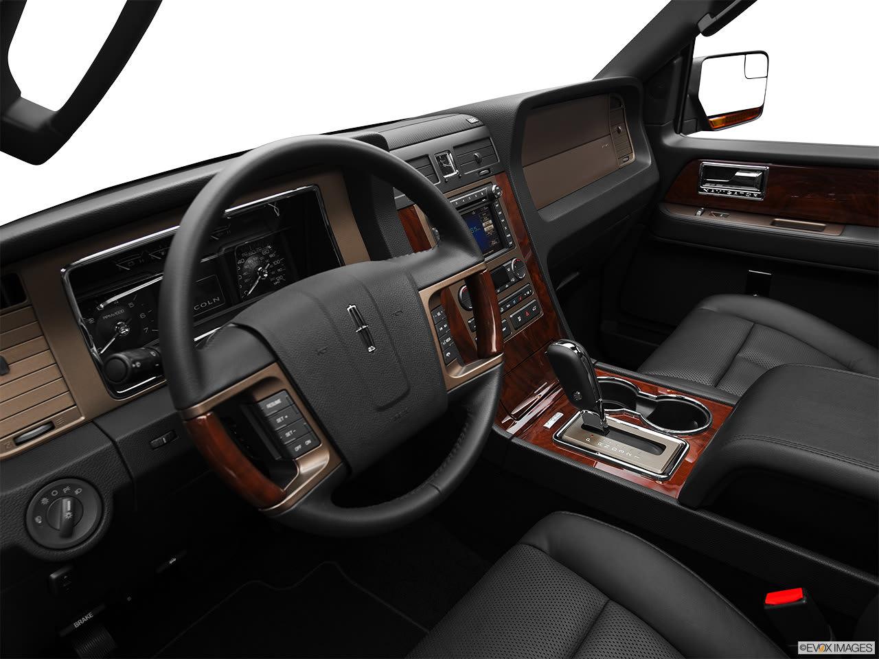 Lincoln Navigator 2012 Interior