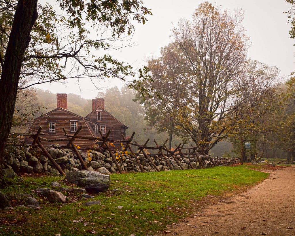 Revolutionary War Tour Massachusetts