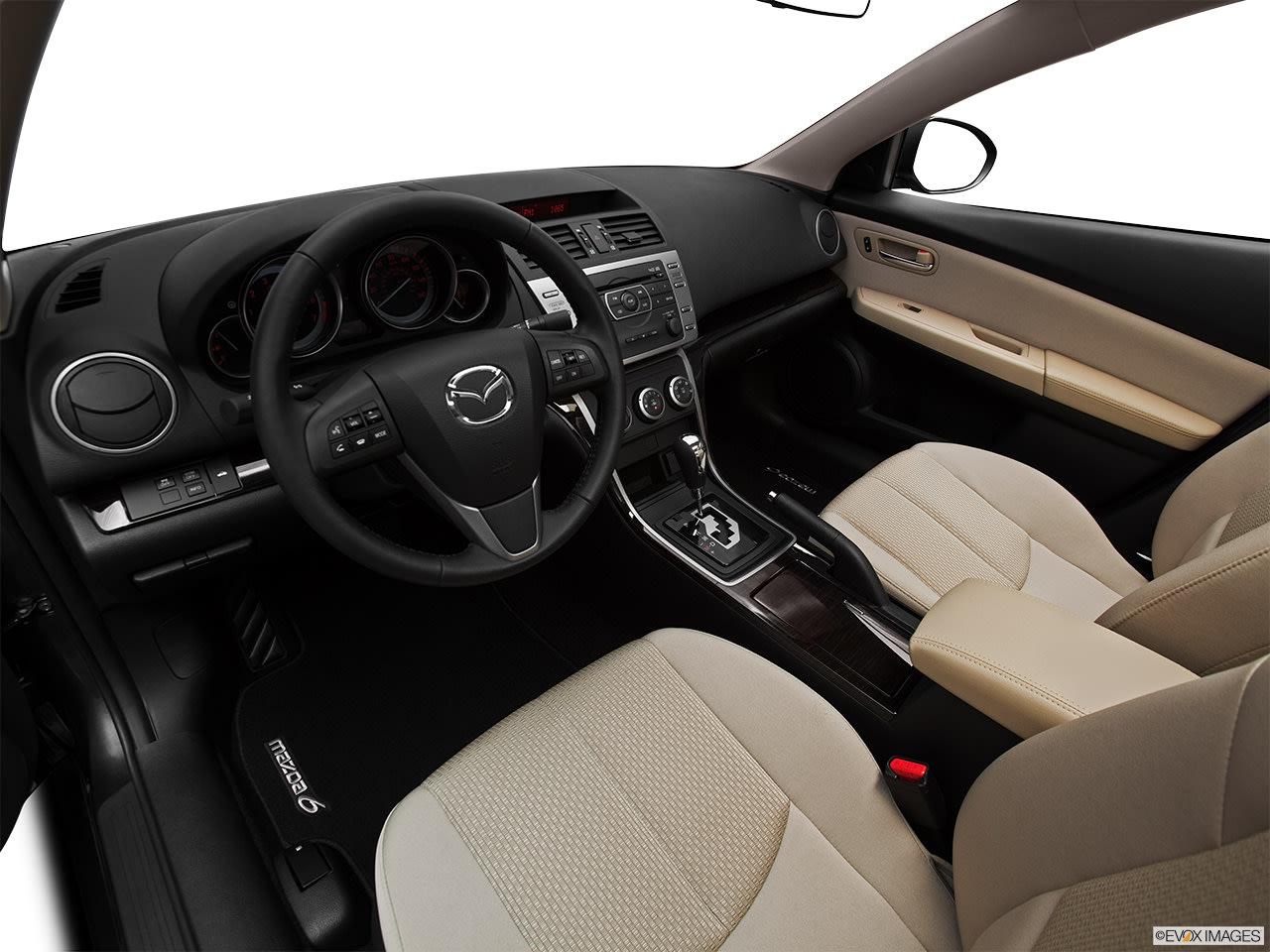 Mazda Mazda6 2012 Interior