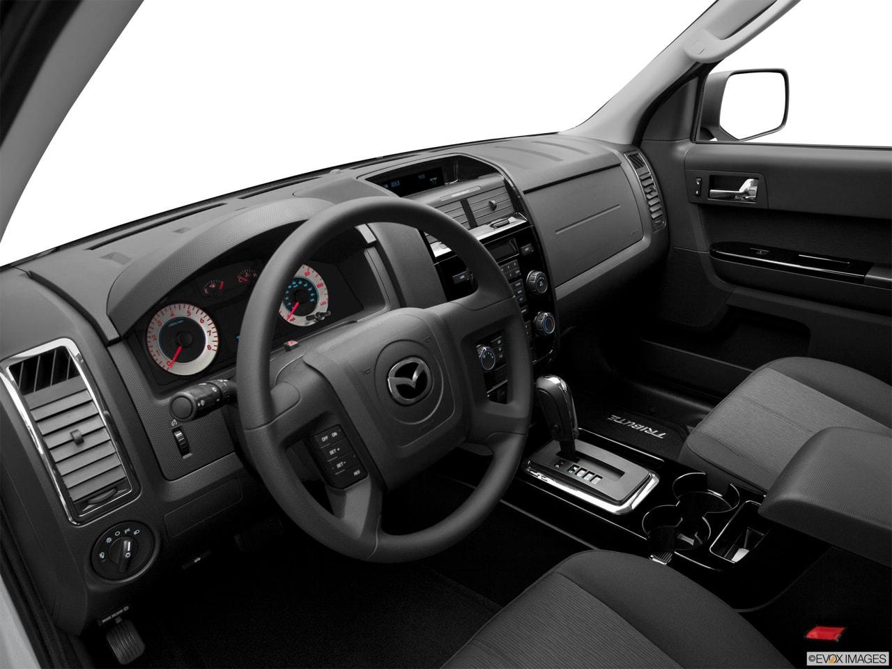 Mazda Tribute 2011 Interior