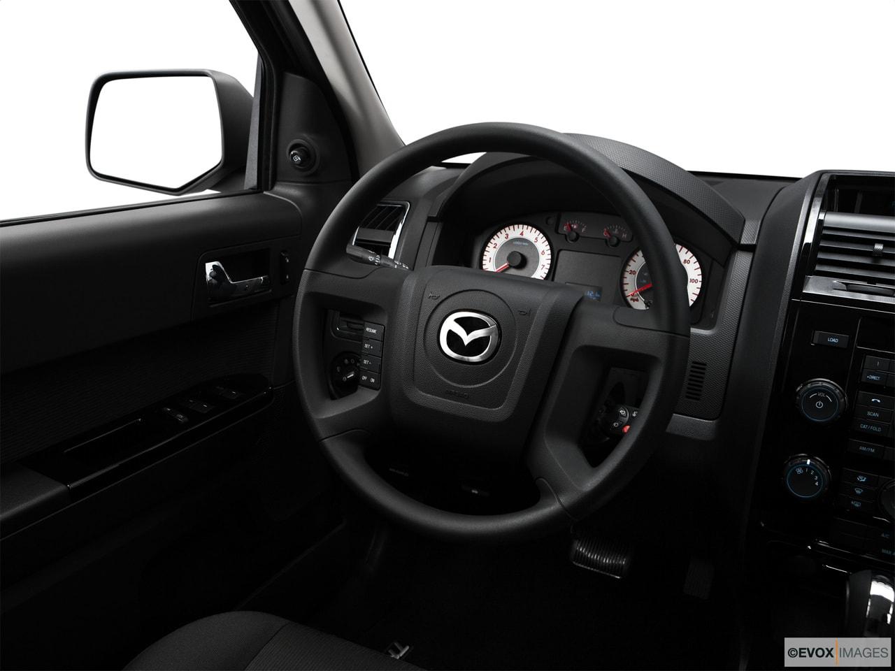 Mazda Tribute Hybrid 2009 Interior