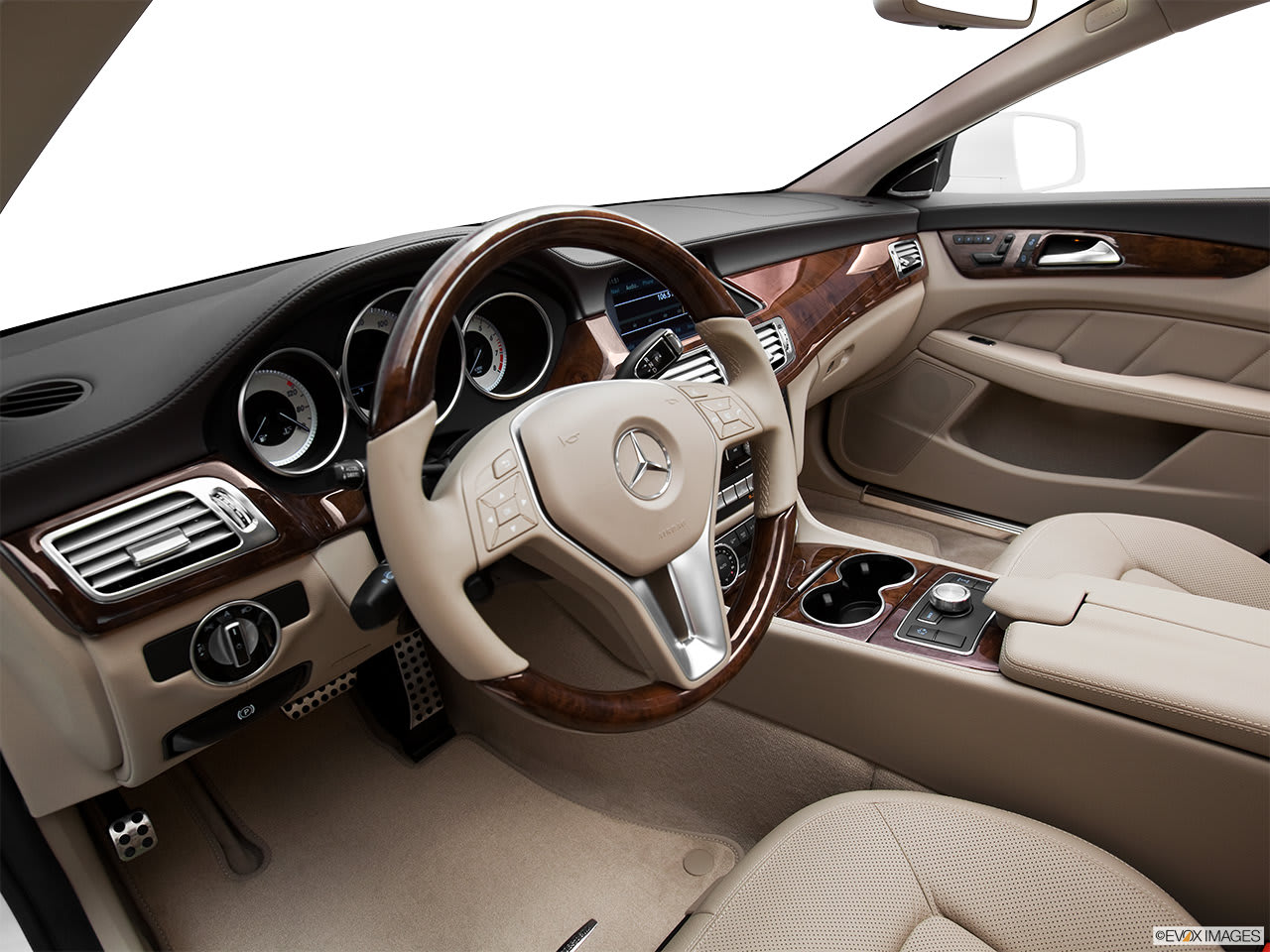Mercedes-Benz CLS-Class 2012 Interior